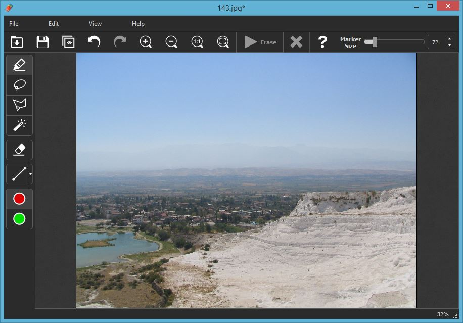 The easiest way to remove people from your digital photographs